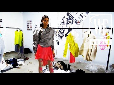 Thomas Tait Spring-Summer 2015 London Fashion Week