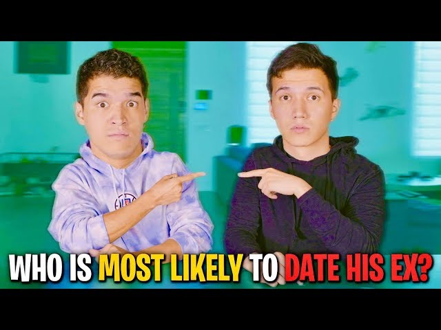 Play this video Whoвs Most Likely To? BROvsBRO