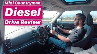 Mini Countryman Cooper SD - Diesel Drive Review (Hindi + English)