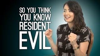 Resident Evil Quiz: So You Think You Know Resident Evil?