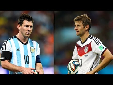 World Cup Final Germany vs. Argentina Preview