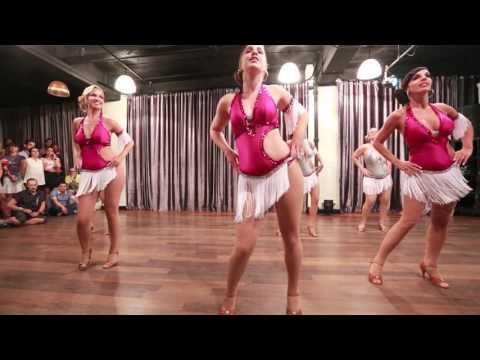 HAMALIAN DANCE, le 18 août 2016, à l'