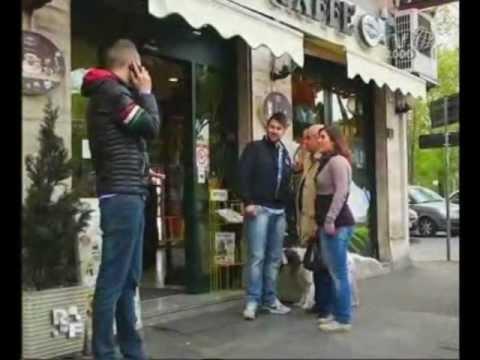 Romanzo Familiare – Famiglia Spada – Giro quartiere