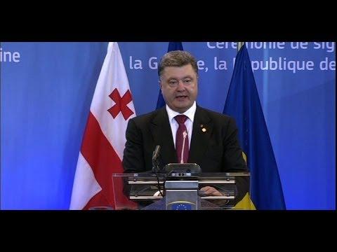 What will shape Poroshenko and Putin's upcoming meeting?