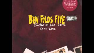 Watch Ben Folds Five Champagne Supernova video