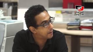 مروان حامد: الفيل الأزرق عمل تجاري بحت فيه مواصفات الفيلم الجماهيري