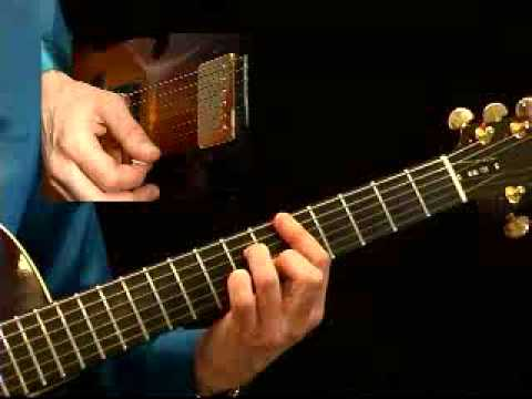 Jazz Guitar Lessons - Modal Solo 2 - Jazz Anatomy - Mimi Fox