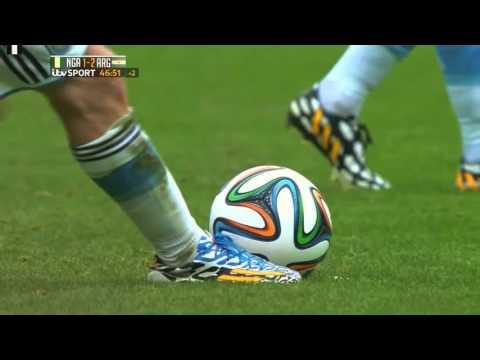 Lionel Messi vs Nigeria FIFA World Cup 2014 HD 720p