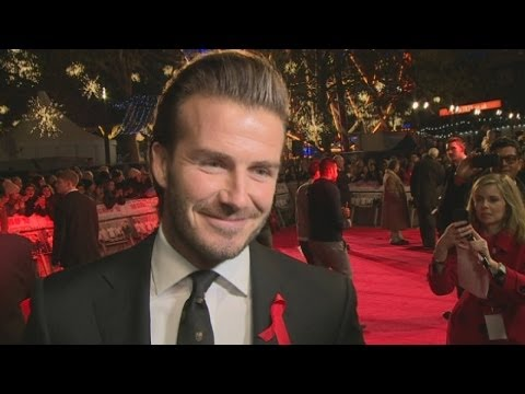 David Beckham interview: Becks gushes about wife Victoria and their 'amazing' children