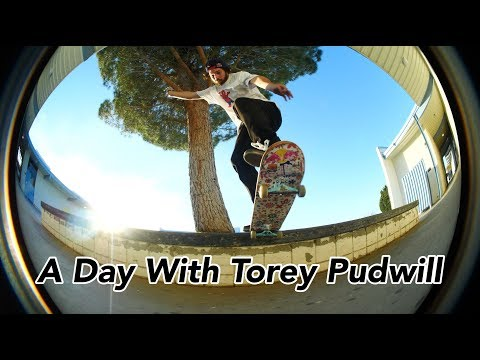 A Day With Torey Pudwill