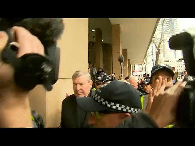 Cardinal Pell faces court over sex charges