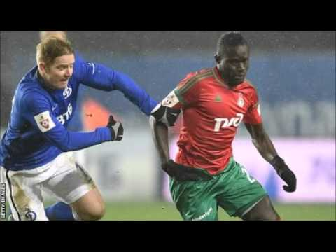 Oumar Niasse: Everton sign Lokomotiv Moscow striker