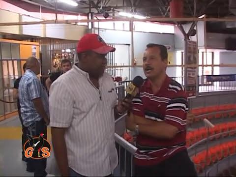 Entrevistas desde el Club gallístico de Puerto Rico 2012.