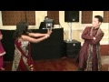 amazing wedding dance (sangeet) performance by supriya & allen, m  Picture