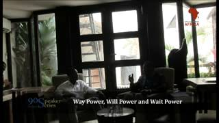 "Austin Okere CEO, Computer Warehouse Group Plc.  "" Way Power, Will Power and Wait Power"""