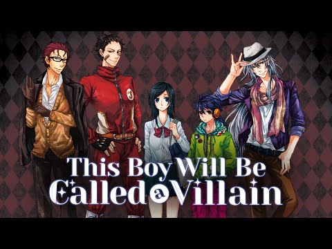 This Boy Will Be Called A Villain - English Dub Preview (Coming Soon To Blu-Ray)