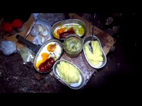 Лесная кухня (готовим на костре)