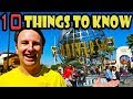 Universal Studios Hollywood Tips: 10 Things to Know Before You Go