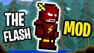 What if the FLASH was in Terraria???