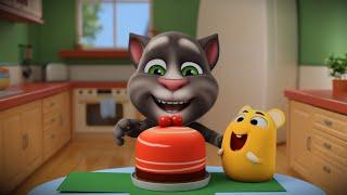 Ria com o Meu Talking Tom 2 - Vídeos Engraçados (Coletânea de Animações)