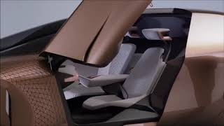 BMW Vision Next 100 | interior and exterior view & drive | Auto Driving Car | Car World!