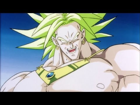 Dragon Ball Z Broly the