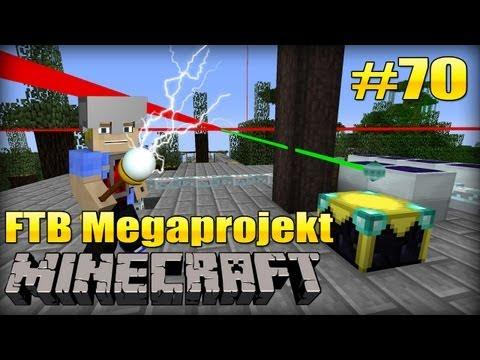 CHUNK LOADER für mehr Strom! - Minecraft MEGA PROJEKT #070 [Deutsch/HD](SparkofPhoenix)