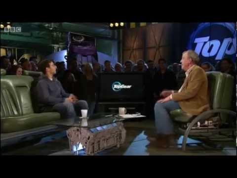 Top Gear: Daniel Ricciardo - What does the back of Lewis' car look like?