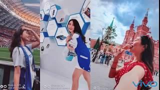 Aylna Neo's FIFA trip with Vivo