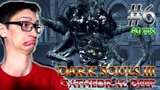Dark Souls 3: The Ringed City (Cathedral Deep | Sorcerer | NG) → Выпуск №6 [GTX1050Ti]