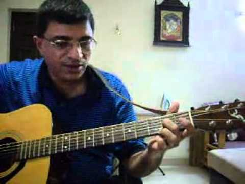 Chaand Mera Dil Intro Lead Guitar Lesson by Suresh