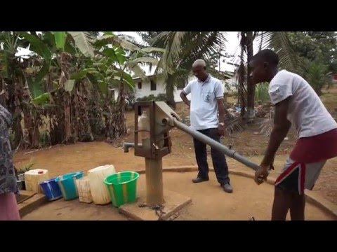 Water is Life - Liberia
