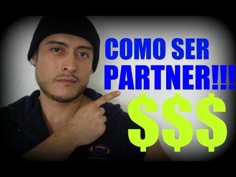 COMO SER PARTNER DE YOUTUBE