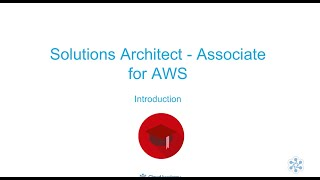 Introduction to Solutions Architect–Associate on AWS Learning Path