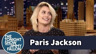 Paris Jackson Got Starstruck When She Met Fave Alice Cooper