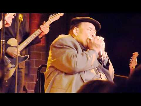 After Hours by James Cotton @ Birchmere February 18 2013