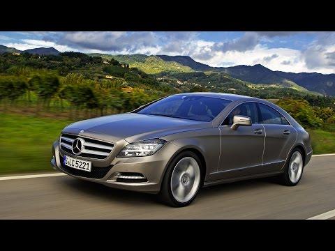Обзор Mercedes CLS, часть 2