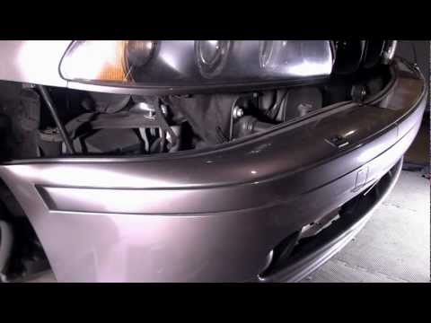 Bmw E46 Front Bumper Removal And Installation 1999 2005 330i 325i 328i 323i How To Save