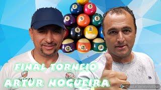 Final Baianinho x Ademir Paulínia torneio de Artur Nogueira dia 9/6/2019