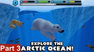 Polar Bear Simulator - By Gluten Free Games -Part 3 Compatible with iPhone, iPad, and iPod touch