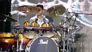Geethan Ramesh at Rhythms Night 2015 on June 12, 2015