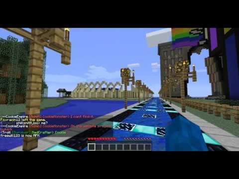 Minecraft Non Premium Server 1.1 24/7 HD (Server Review #2)
