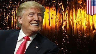 Trump Russia dossier: Ex-spy claims Trump has been cultivated by Russians, likes showers - TomoNews