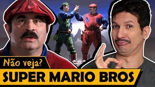 SUPER MARIO BROS - Os Piores Filmes do Mundo