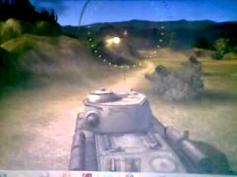 мир танков-дуэль