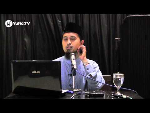 Kajian Tafsir Al Quran: Tafsir Surat At Takatsur Ayat 3 dan 4 - Ustadz Abdullah Zaen, MA