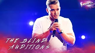 Download Lagu Blind Audition: Clint Posselt sings Malibu | The Voice Australia 2018 Gratis STAFABAND