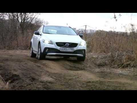 Тест Volvo V40 Cross Country