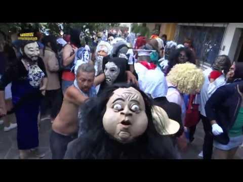 Ahuachapán,  Las Chinamas 2013, sus fiestas