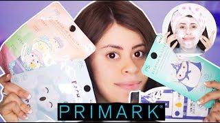 MASCARILLA K pop PRIMARK ¡A Prueba!  | Me dio Alergias? | Ancamar